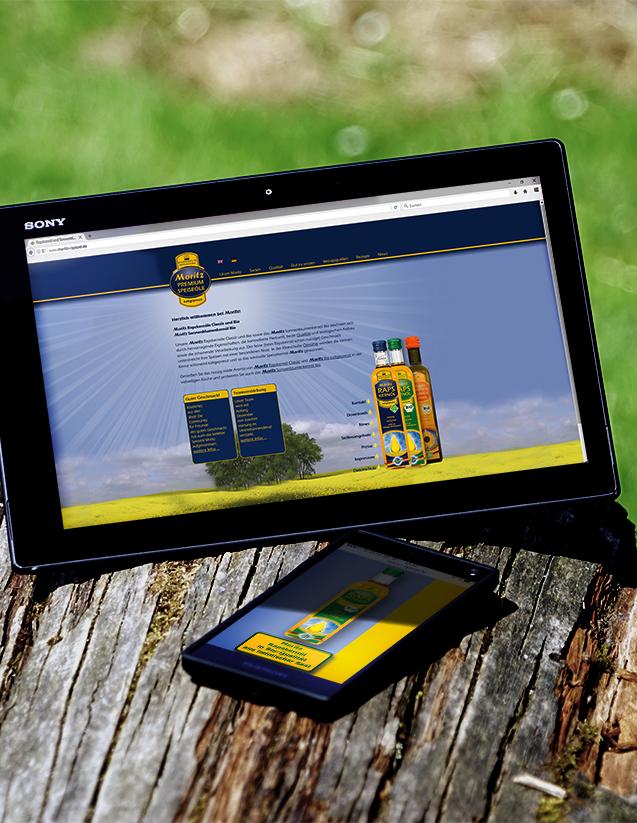 Webdesign - Projectpartner erstellt Ihre Webseite