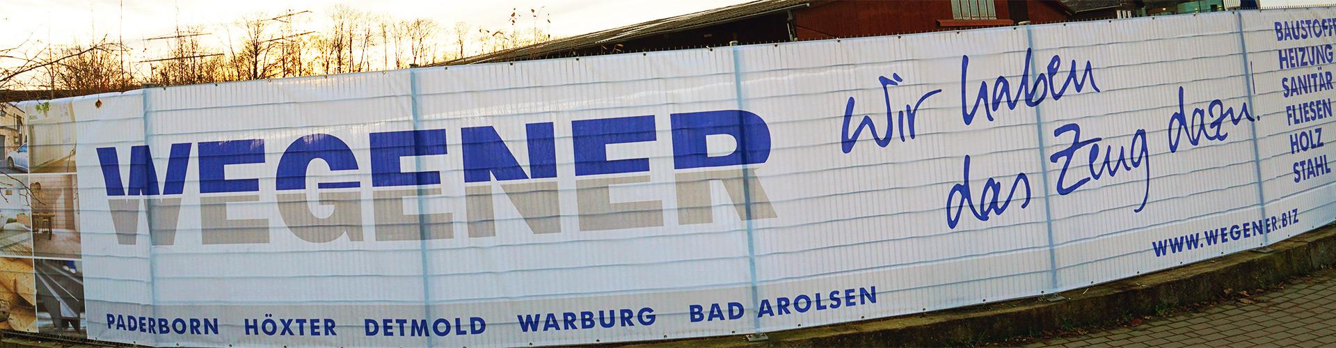 Banner und Werbetechnik
