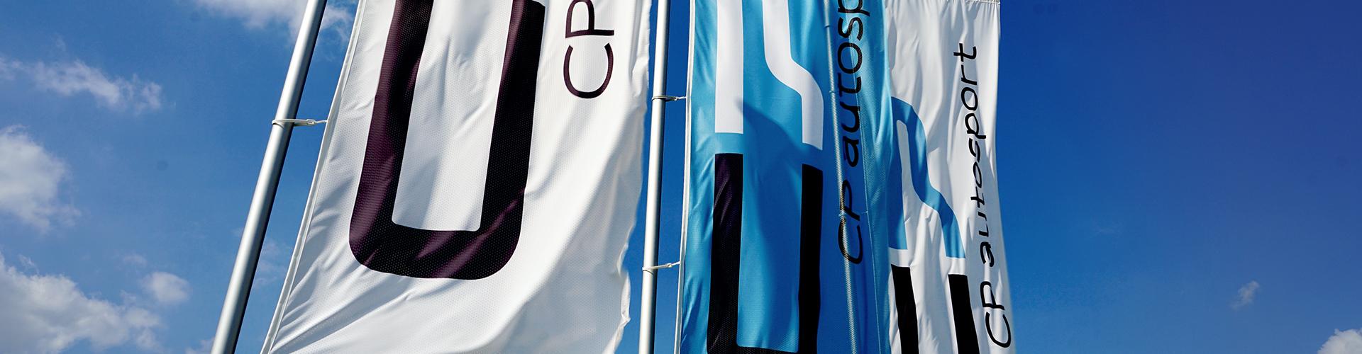 CP-Autosport Flaggen