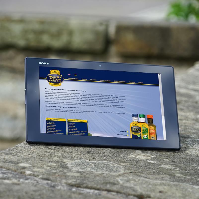 Webdesign: gelungene responsive Navigation für Smartphones und Tablets