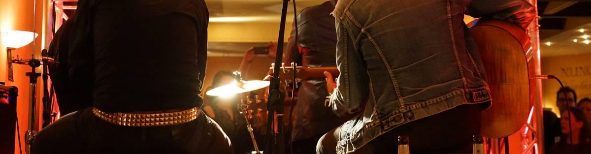 Cryssis unplugged mit Vom von Die Toten Hosen