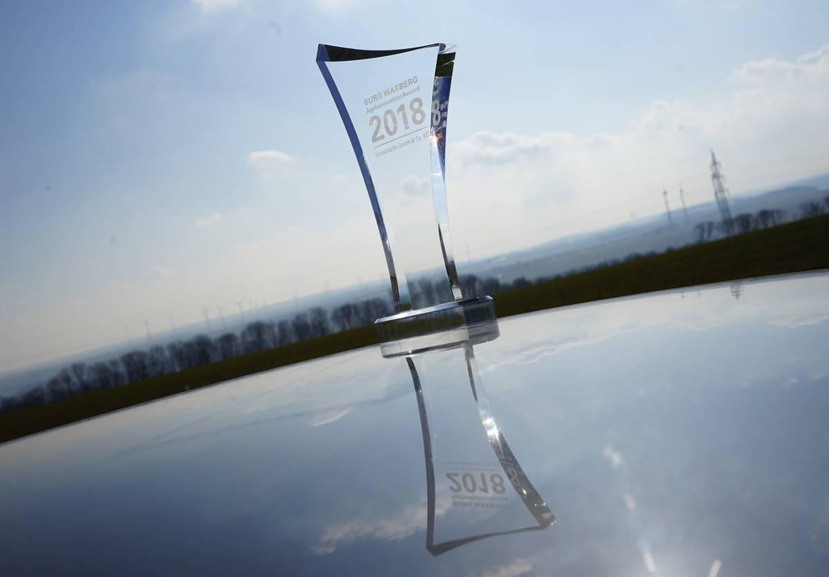 Foto von Dirk Kleeschulte zu Innovation-Award im Agrarhandel