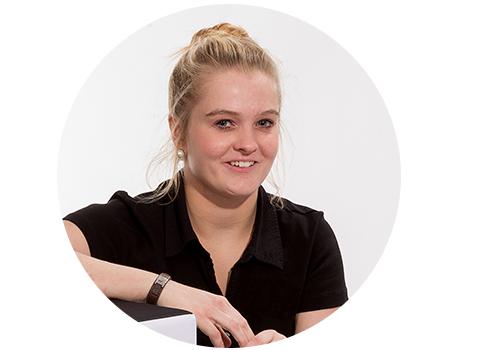 Foto Kira Reermann, ProjectPartner - Ihre Agentur für Webseiten und Marketing in Büren und Umgebung