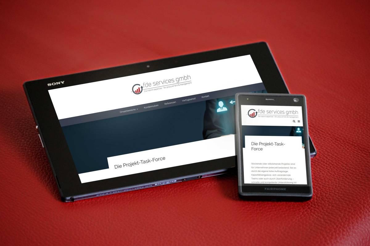 Liveschaltung von Webseiten