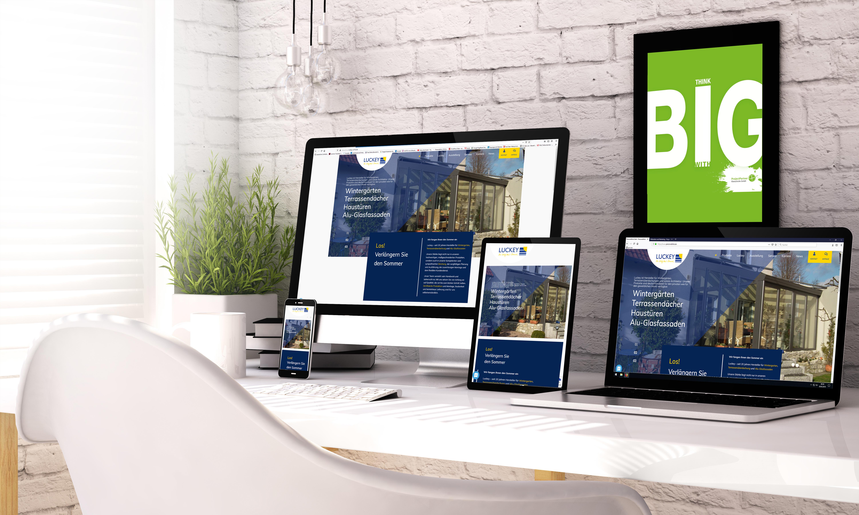 webseiten erstellen lassen in Büren durch Marketingagentur ProjectPartner Kleeschulte