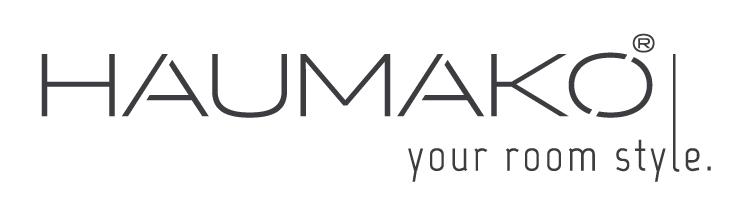 Logoentwicklung für Wohnstyle Möbel haumako