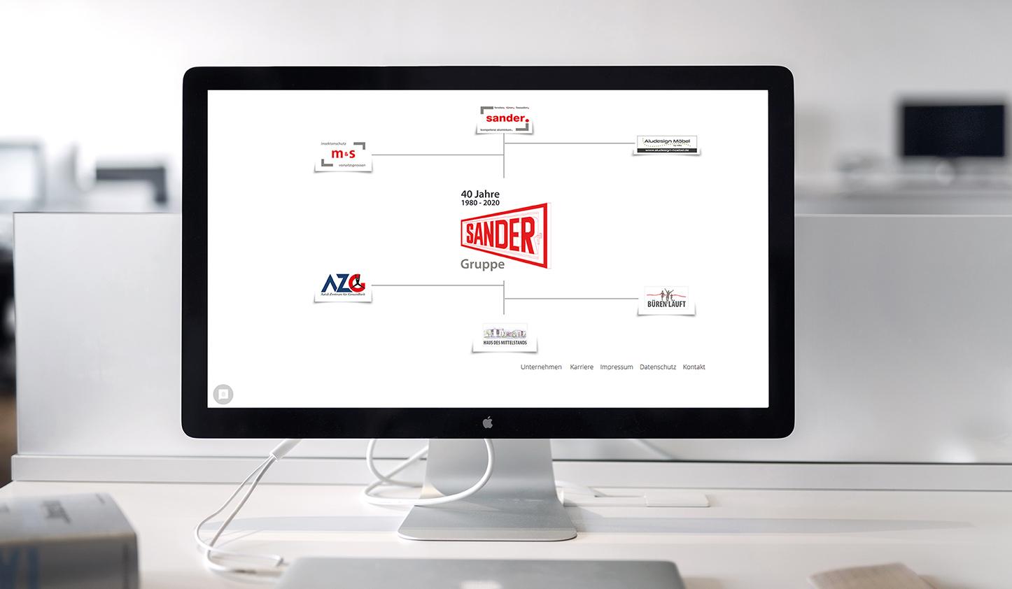 Referenz Webagentur Projectpartner Büren - Webdesing-Webentwicklung - Webprojekte